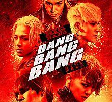 BIGBANG Bang Bang Bang by drdv02