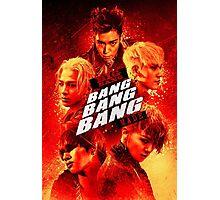 BIGBANG Bang Bang Bang Photographic Print