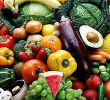 Veggies and Vitamins by Pam Moore