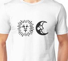Sun & Moon - Hipster/Boho/Trendy Meme Unisex T-Shirt