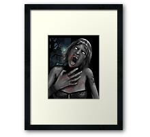 Night of the Bloodsuckers Framed Print