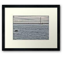 Port Stanley, Ontario CANADA Framed Print