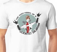 Scientist Salarian Unisex T-Shirt
