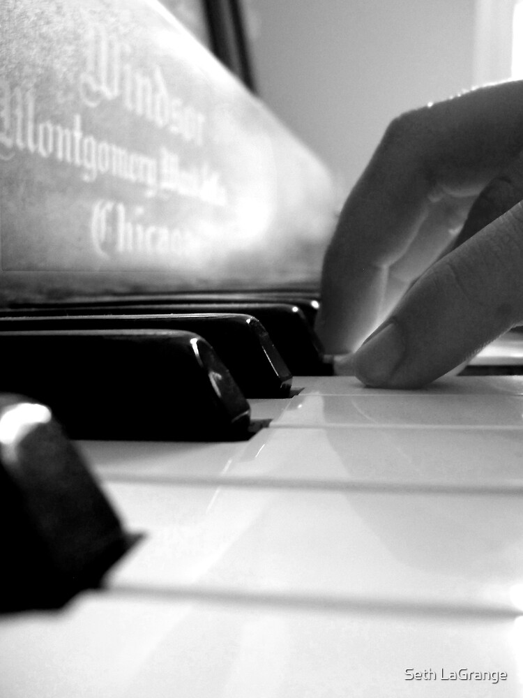 Piano Hands by Seth LaGrange
