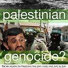 Palestinian Genocide 2 by Synastone