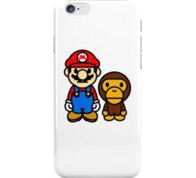Milo & Mario iPhone Case/Skin