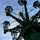Monster lamp by Denitsa Dabizheva