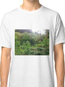Tree scene Classic T-Shirt