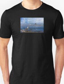 Coastal Moods Waiting For The Storm T-Shirt