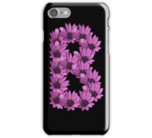 Alphabet B iPhone Case/Skin
