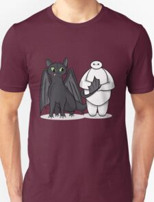 Toothless & Baymax T-Shirt