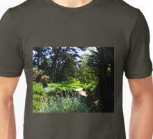 Beautiful Abbotsbury Gardens, Dorset UK Unisex T-Shirt