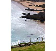 Achill Island beach, Ireland Photographic Print
