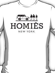 Homies, New York T-Shirt