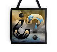 Yoga Questions  Tote Bag