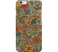 Garden Doodles iPhone Case/Skin