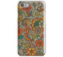 Garden Doodles iPhone Case/Skin