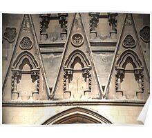 York Minster Enterance Poster