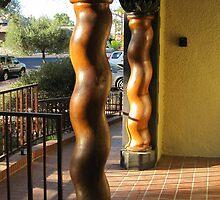 Sensuous Columns by DAdeSimone