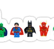 LEGO Justice League of America Sticker