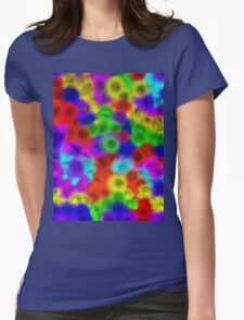 Psychedelic Fur Pattern Texture T-Shirt