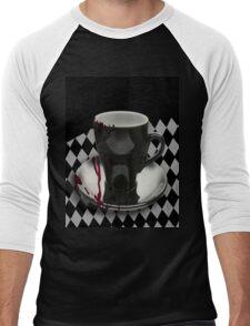 Split Men's Baseball ¾ T-Shirt