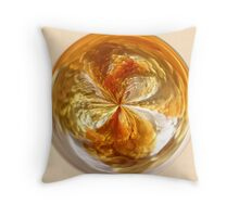 Crystal Ball 2 Throw Pillow