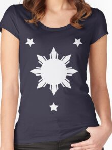 Tatak Pinoy 2 Women's Fitted Scoop T-Shirt