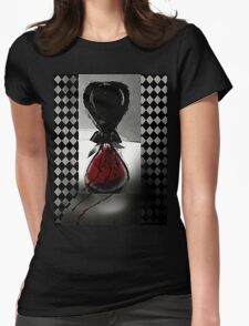 klepsythra Womens Fitted T-Shirt