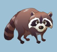Cute baby raccoon  Kids Clothes