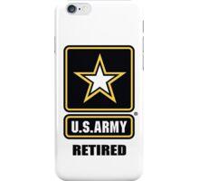 U.S. Army Emblem iPhone Case/Skin