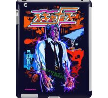 Japanese Scanners iPad Case/Skin
