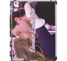 Elevator Love Letter iPad Case/Skin
