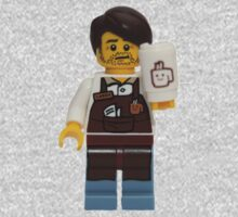 LEGO Larry the Barista Kids Clothes