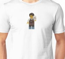 LEGO Larry the Barista Unisex T-Shirt