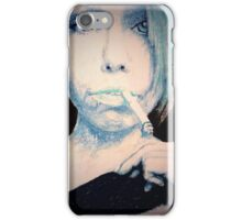 Blue Bailey, by James Patrick iPhone Case/Skin