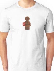LEGO Gingerbread Man with Dunk Me Mug Unisex T-Shirt