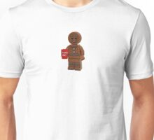 LEGO Gingerbread Man with Dunk Me Mug Unisex T-Shirt