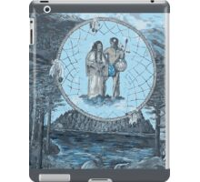 Native American Paradise! iPad Case/Skin