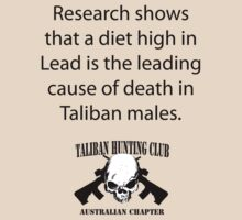 Taliban Diet by NemesisGear