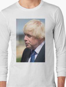 Boris Johnson MP Long Sleeve T-Shirt