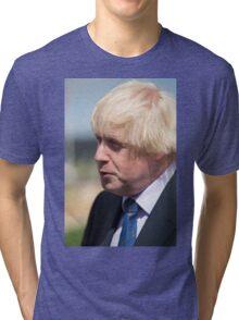 Boris Johnson MP Tri-blend T-Shirt