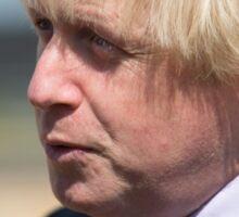 Boris Johnson MP Sticker