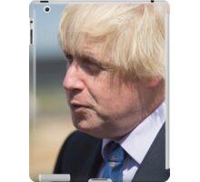 Boris Johnson MP iPad Case/Skin