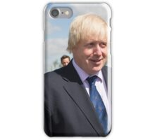 Boris Johnson MP iPhone Case/Skin