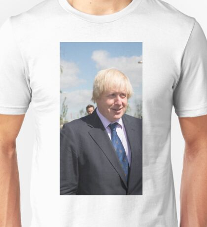 Boris Johnson MP Unisex T-Shirt