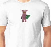 LEGO Pig Man with an Apple Unisex T-Shirt