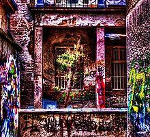 Urban Decay Fine Art Print by stockfineart