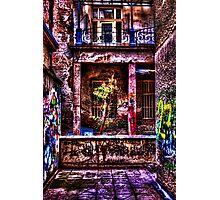 Urban Decay Fine Art Print Photographic Print