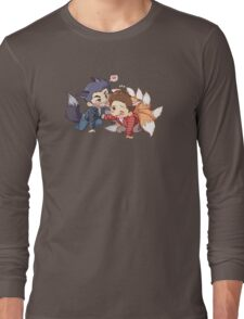 The Fox 'n the Wolf - Part 2 Long Sleeve T-Shirt